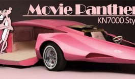 KN7000 STYLE: Movie Panther
