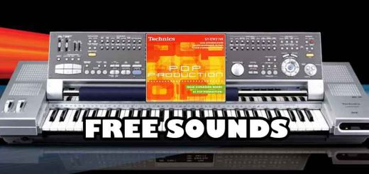 KN7000: FREE Sounds Downloads